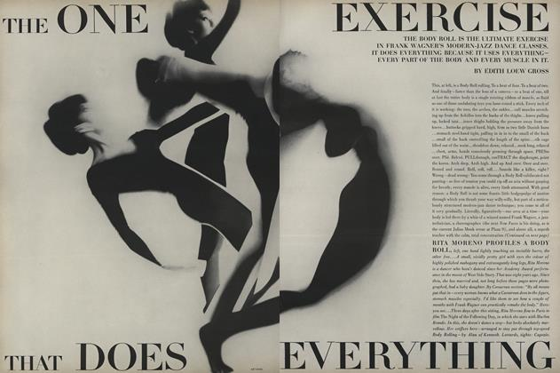 Article Preview: The One Exercise that Does Everything, January 1 1968 | Vogue