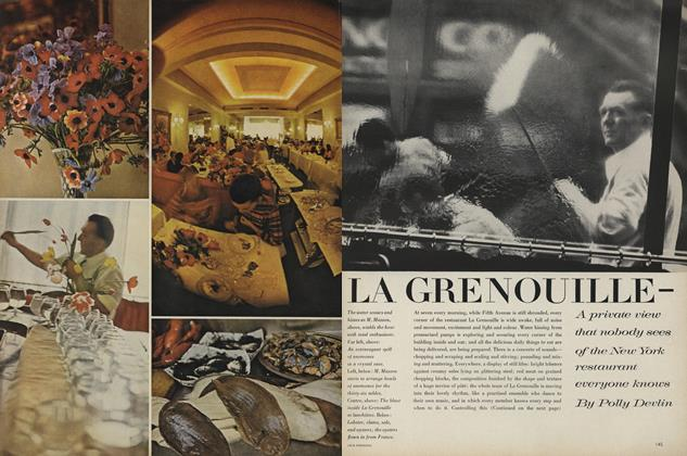 Article Preview: La Grenouille, January 1 1968 | Vogue