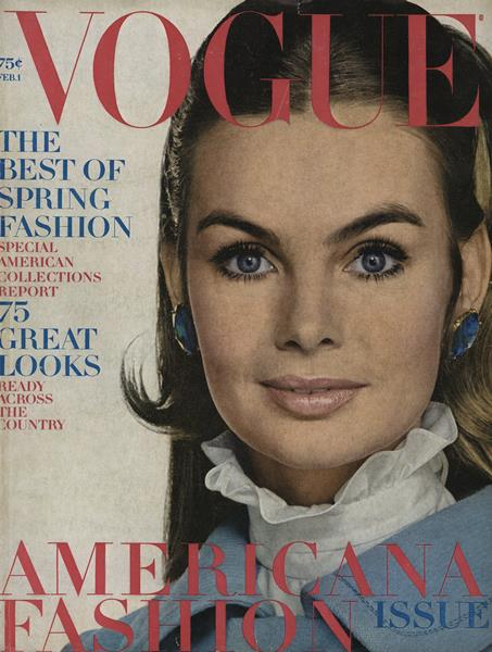 Issue: - February 1 1968 | Vogue