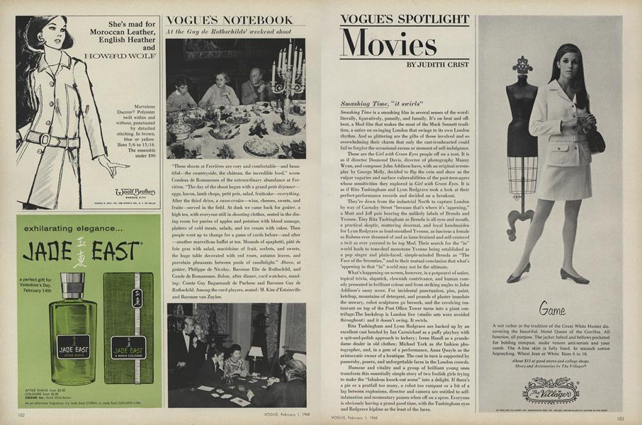 Vogue's Spotlight: Movies
