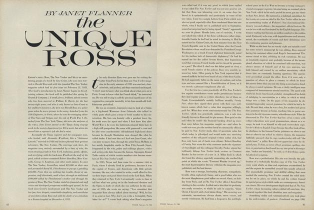 Article Preview: The Unique Ross, February 15 1968 | Vogue