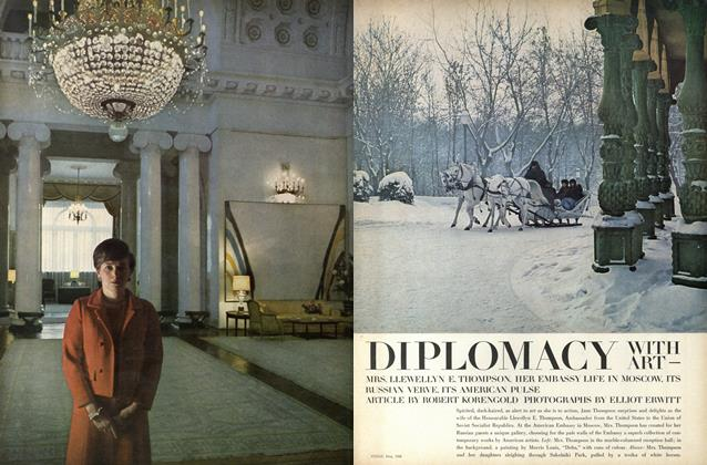 Diplomacy With Art