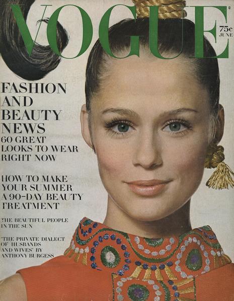 Issue: - June 1968   Vogue