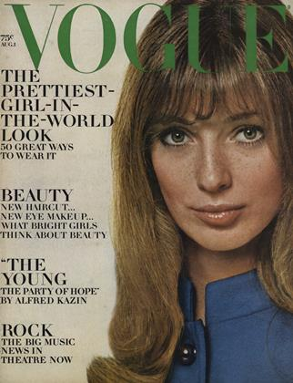 Cover for the August 1 1968 issue