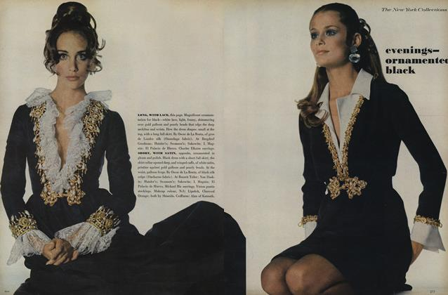 Article Preview: The New York Collections, September 1 1968 | Vogue