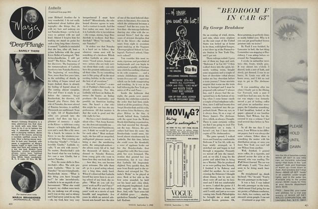 "Article Preview: ""Bedroom F in Car 63"", September 1 1968 