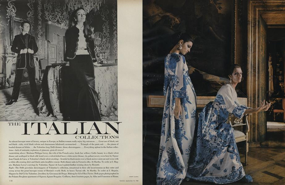 The Italian Collections