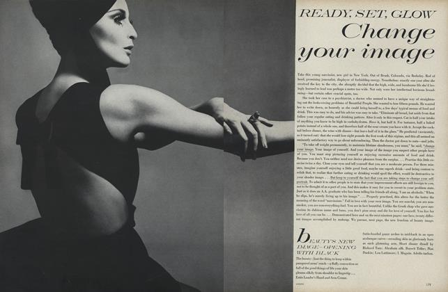 Article Preview: New Images of Beauty, October 1 1968 | Vogue