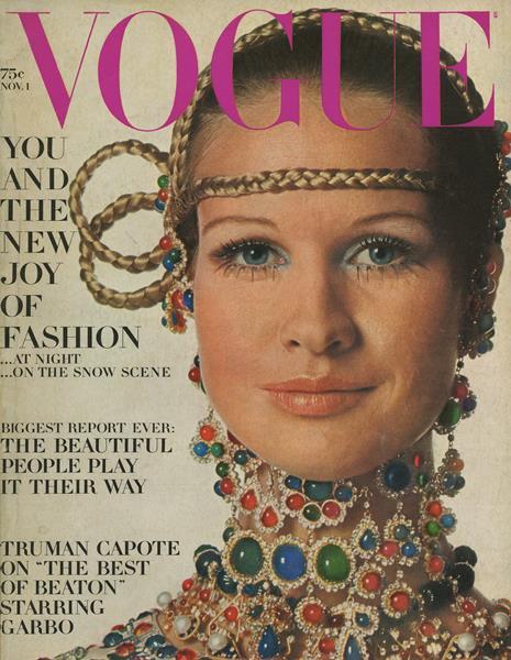 Issue: - November 1 1968 | Vogue