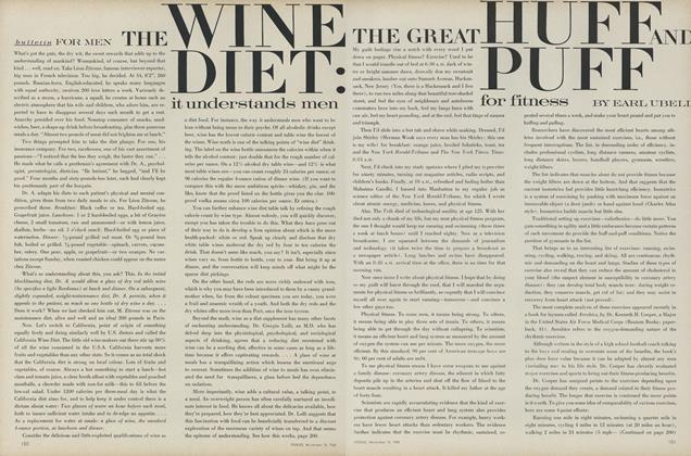 Article Preview: The Wine Diet: It Understands Men, November 15 1968 | Vogue