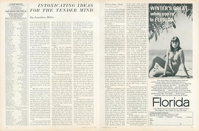 Article Preview: Intoxicating Ideas For the Tender Mind, January 15 1969 | Vogue