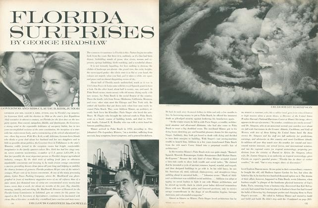 Article Preview: Florida Surprises, January 15 1969 | Vogue