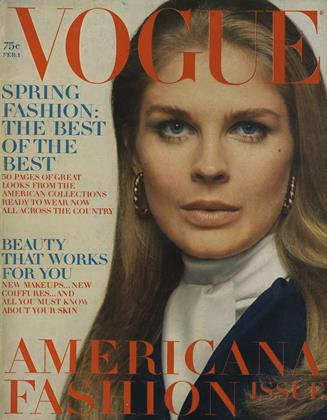 Cover for the February 1 1969 issue