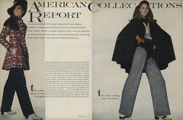 American Collections Report