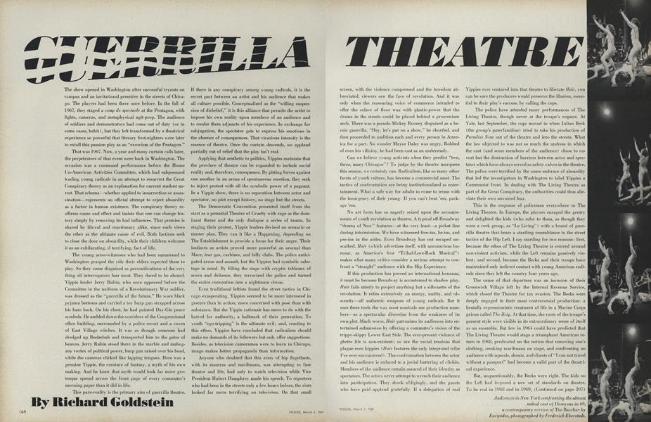 Guerrilla Theatre