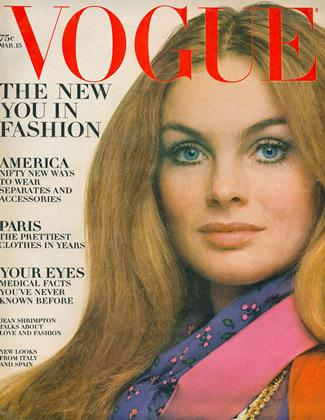 Cover for the March 15 1969 issue