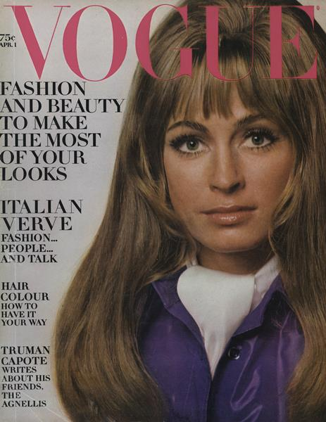 Issue: - April 1 1969 | Vogue