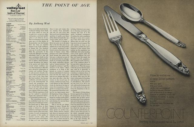 Article Preview: The Point of Age, April 1 1969 | Vogue