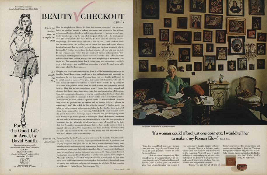 Beauty Checkout