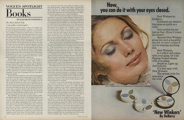 Vogue's Spotlight: Books