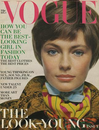 Cover for the August 1 1969 issue