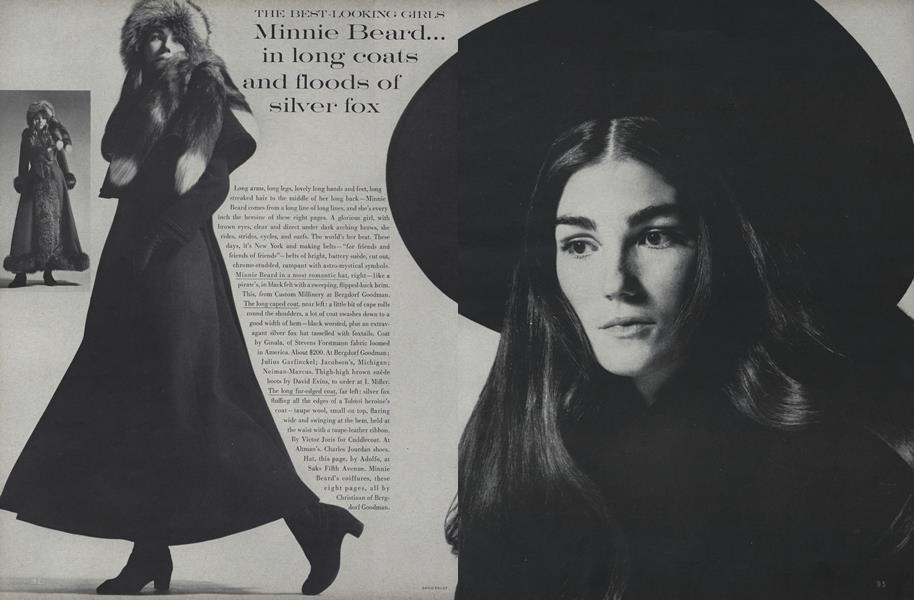 The Best-Looking Girls: Minnie Beard