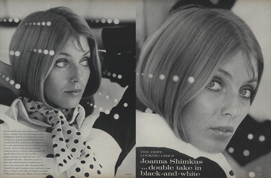 The Best-Looking Girls: Joanna Shimkus