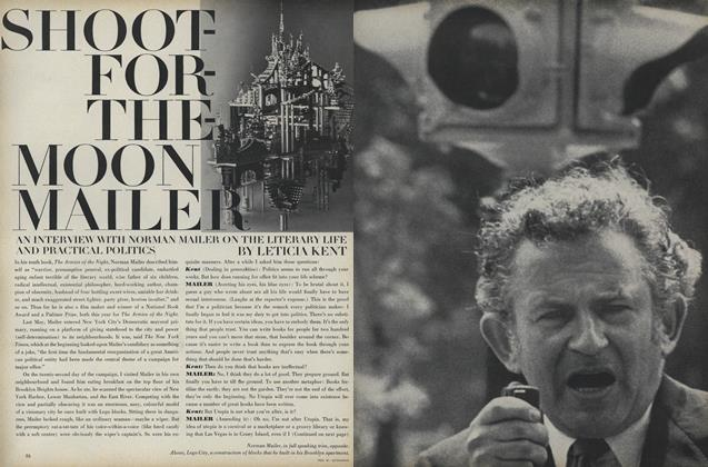 Article Preview: Shoot-For-the-Moon Mailer, August 15 1969 | Vogue