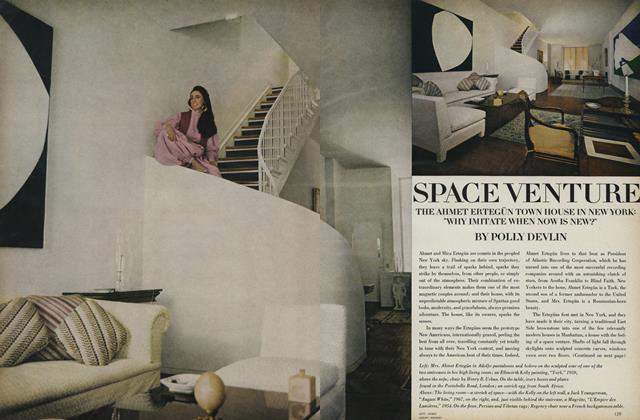Article Preview: Space Venture, August 15 1969 | Vogue
