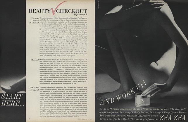 Article Preview: The Wise Woman of Chaillot..., September 1 1969 | Vogue