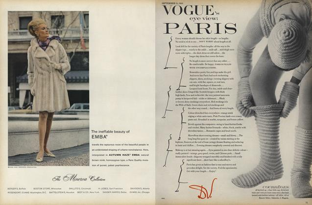 Article Preview: Paris/Great Britain's H.R.H. Princess Anne, September 15 1969 | Vogue