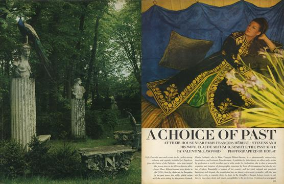 A Choice of Past - October 1 | Vogue
