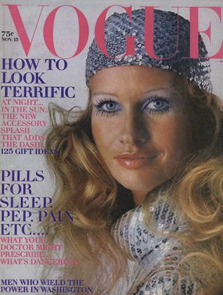 Cover for the November 15 1969 issue