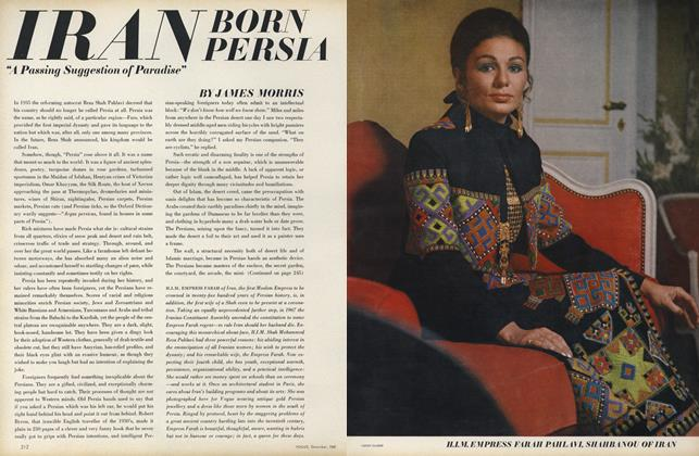 Article Preview: Iran Born Persia, December 1969 | Vogue