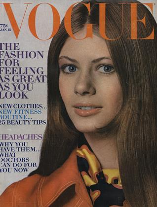 Cover for the January 15 1970 issue
