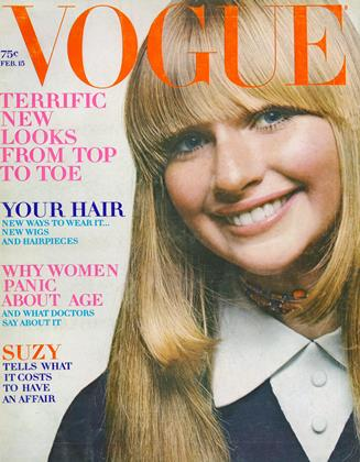 Cover for the February 15 1970 issue