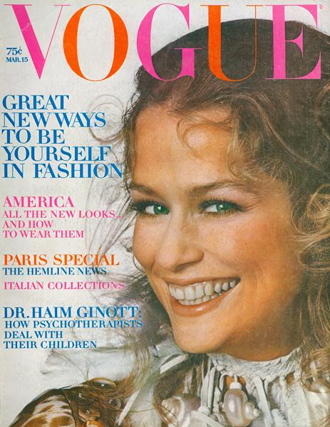 Issue: - March 15 1970 | Vogue