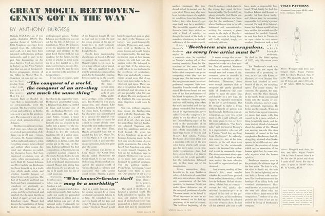 Great Mogul Beethoven—Genius Got in the Way