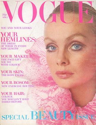 Cover for the April 1 1970 issue