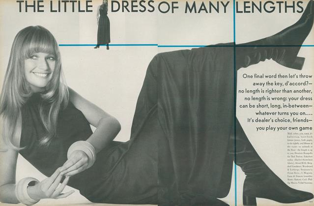 The Little Dress of Many Lengths