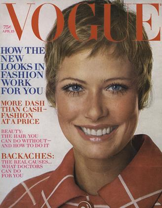 Cover for the April 15 1970 issue