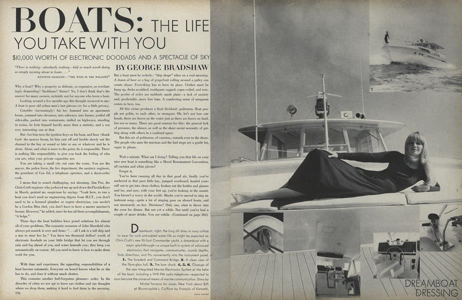 Boats: The Life You Take with You