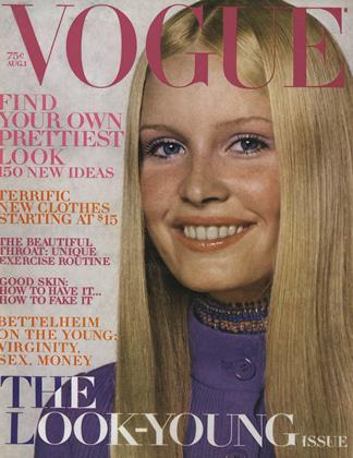 Cover for the August 1 1970 issue