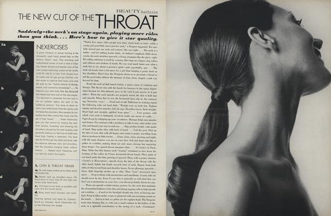 The New Cut of the Throat/Nexercises