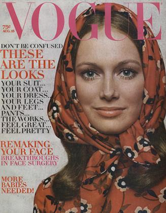 Cover for the August 15 1970 issue