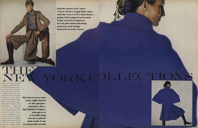 The New York Collections: American Fashion