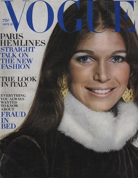 Issue: - September 15 1970 | Vogue