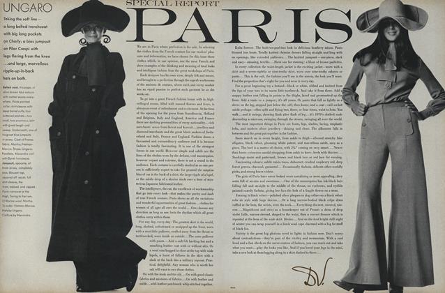 Special Report: Paris
