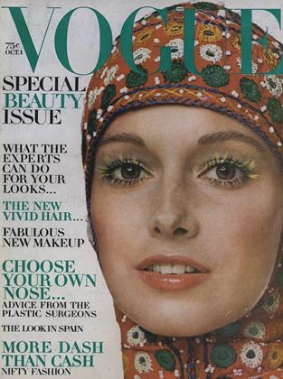 Cover for the October 1 1970 issue