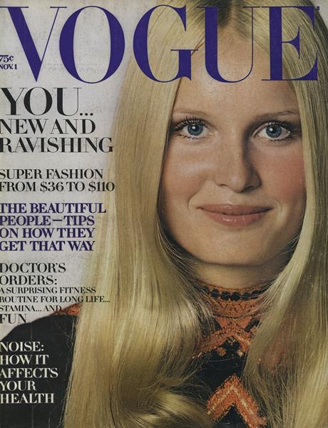 Issue: - November 1 1970 | Vogue